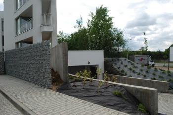 Tychy, ul. Żorska - Apartamentowiec Kameralny