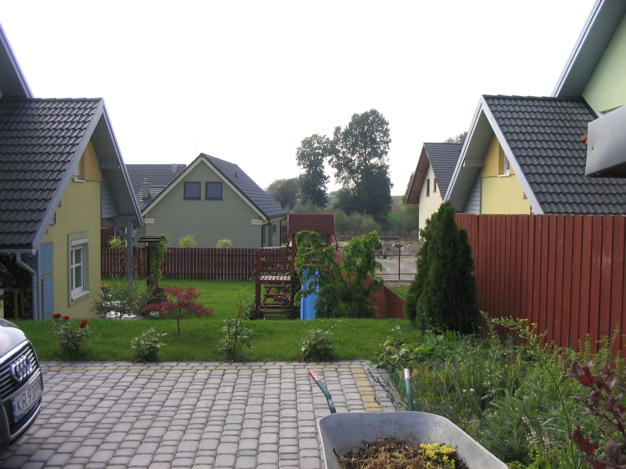 Osiedle domów Bibice