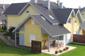 Osiedle domów Kraków