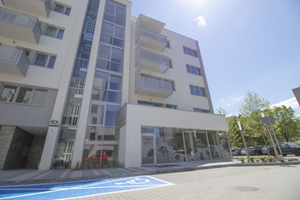 Osiedle Panorama Apartamentowiec A1