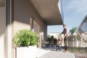 nowoczesne apartamenty Osiedle Panorama