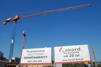 Osiedle Panorama - zdjęcie z budowy 21.09.18