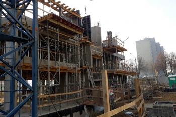 Osiedla Panorama - budowa