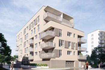 Osiedle Panorama - Apartamentowiec A4