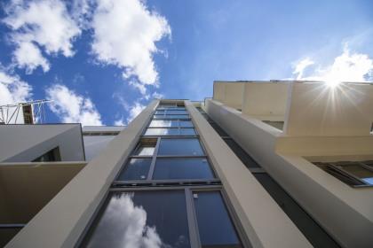 Apartamentowiec A2 Osiedle Panorama - zdjęcie z budowy