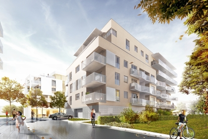Osiedle Panorama Apartamentowiec A4
