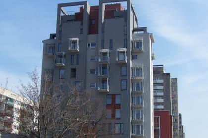 Tychy ul. Dąbrowskiego mieszkania