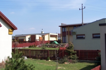 Tychy osiedle domów jednorodzinnych