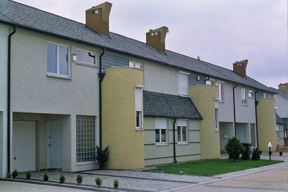 Osiedle domów jednorodzinnych Tychy