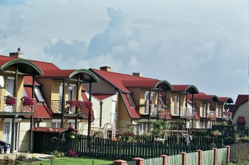 osiedle domów Tychy Mąkołowiec