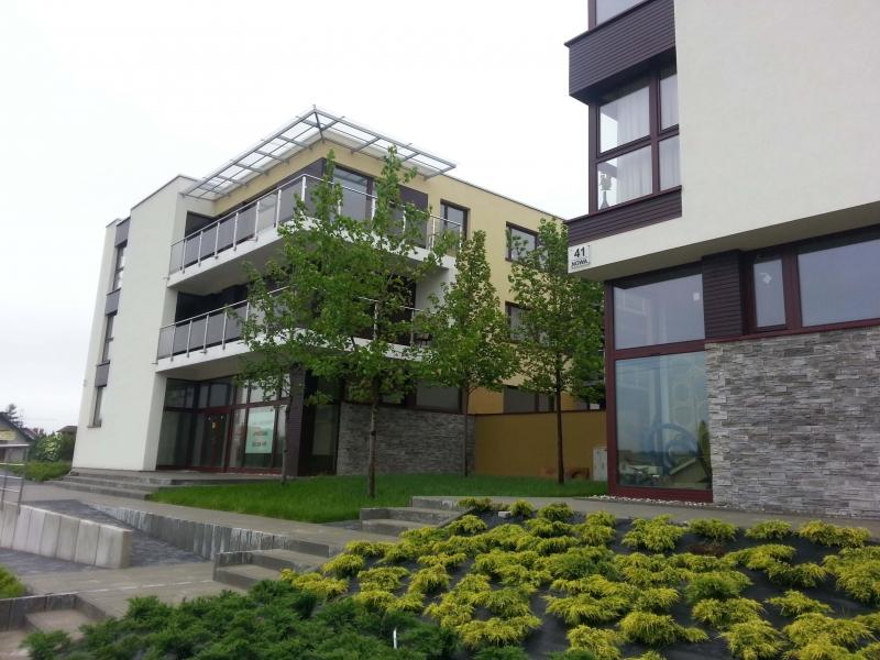 Mieszkania Tychy Żwaków - budynek wielorodzinny ul. Nowa