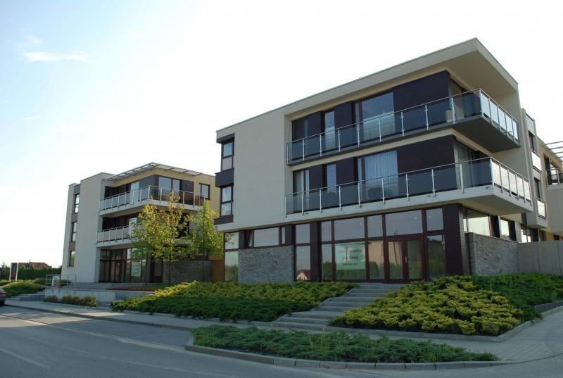 Mieszkania Tychy ul. Nowa budynek wielorodzinny