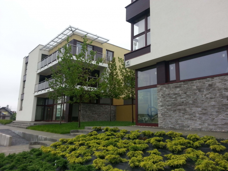 Mieszkania Tychy ul. Nowa