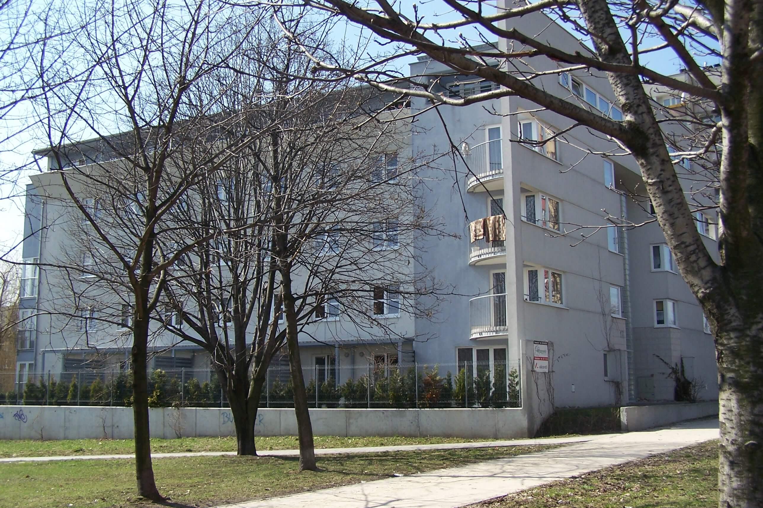 budynek wielorodzinny Tychy ul. E. Orzeszkowej