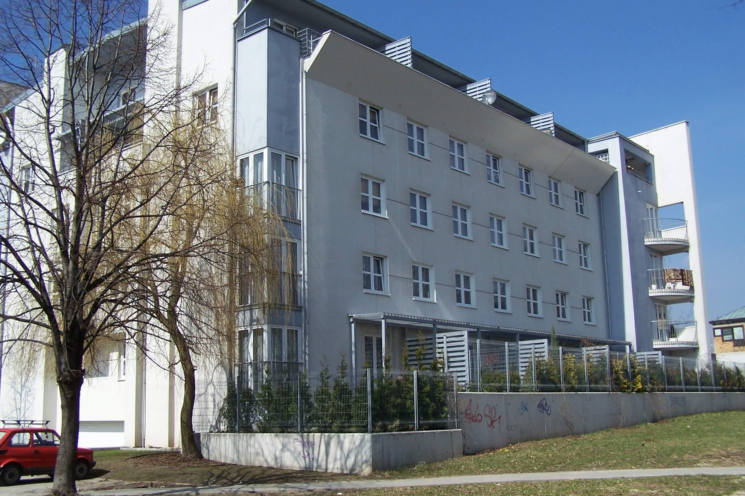 nowe mieszkania Tychy ul. E. Orzeszkowej